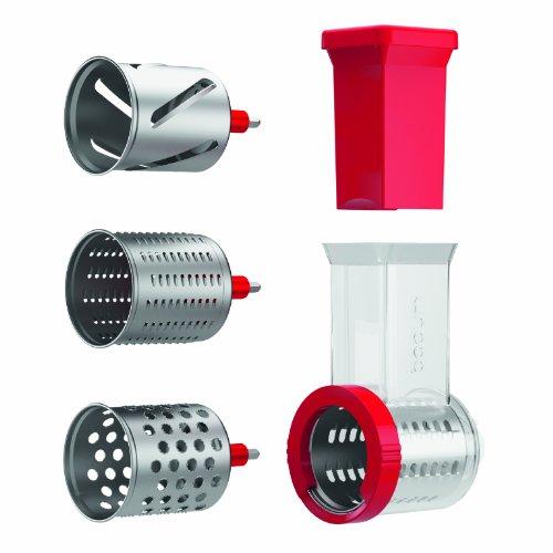 BODUM 11515-10 Bistro Stand Mixer Slicer/Shredder Attachment
