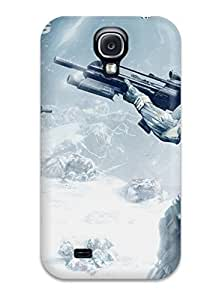 Premium Crysis Back Cover Snap On Case For Galaxy S4