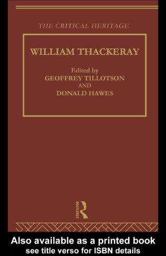 Download William Thackeray: The Critical Heritage Pdf