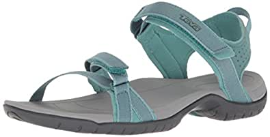 Teva Verra, Womens Shoes, Blue (North Atlantic), 5 US