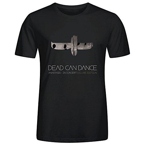 Dead Can Dance In Concert Men T Shirts - Scranton Shops Dress In