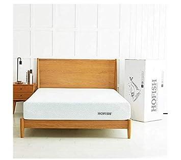 HoFish estilo sábana bajera ajustable Protector de colchón transpirable hipoalergénico cama Bug a prueba de agua prueba 10 años de garantía: Amazon.es: ...