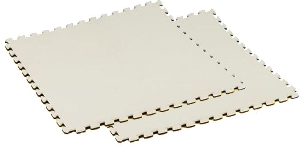 ボディメーカー(BODYMAKER) リバーシブルジョイントマット2.0 2枚 100×100×2cm B0169Q2PSS ホワイト×ブラック 2枚 B0169Q2PSS, 佐伯町:61ddb686 --- capela.dominiotemporario.com