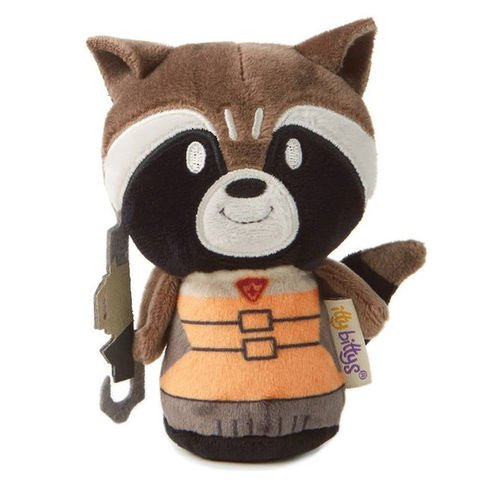 Limited Edition Rocket (Guardians Of The Galaxy Itty Bitty Rocket Raccoon Limited Edition)
