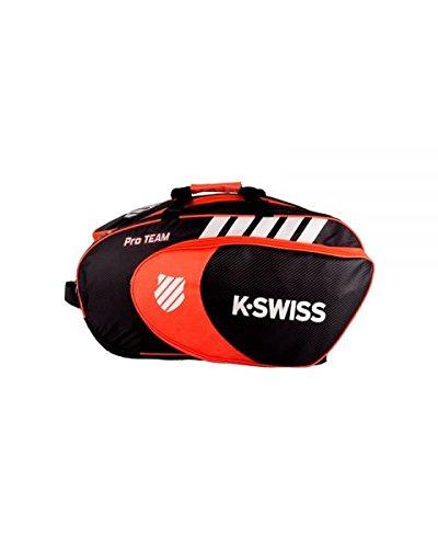 Paletero de pádel Hypercourt Pro Team 2 K-Swiss: Amazon.es ...