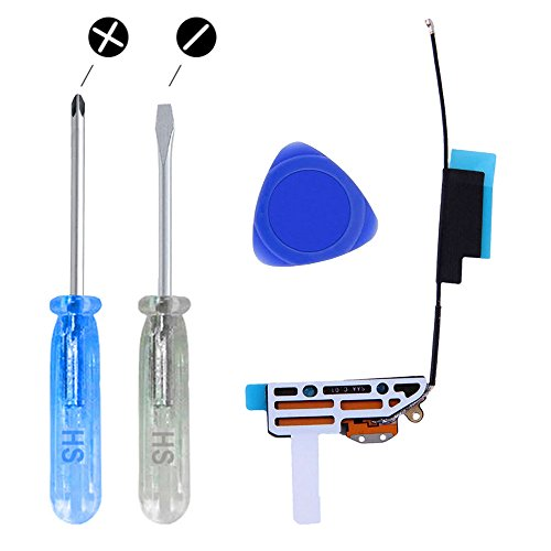 eless WLAN Antenne Signal Flexkabel Modul for iPad Mini 1/2 / 3-7.9 inch incl. Plectrum and 2 x Screwdriver for Easy Installation ()