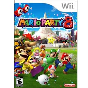 Nintendo, Mario Party 8 Wii (Catalog Category: Videogame Software / Wii Games)
