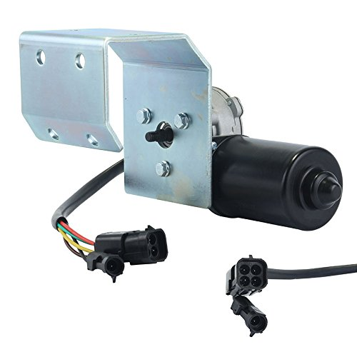NEW 12V FRONT WIPER MOTOR FITS UTILIMASTER NARROWBODY 2001-ON 9801632 E76703AR by Rareelectrical