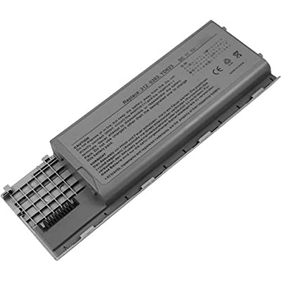 AC Doctor INC 5200mAh Laptop Battery Replacement for Dell Latitude D620 D630 D630c D631 Series from AC Doctor INC