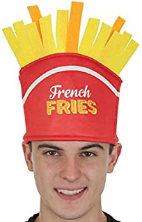 jacobson hat company french fries novelty food hat