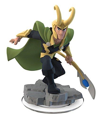 Disney Infinity: Marvel Super Heroes (2.0 Edition) Loki Figure - Not Machine Specific by Disney Infinity (Image #1)
