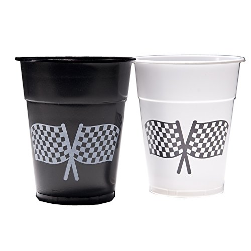 checkered cups - 1