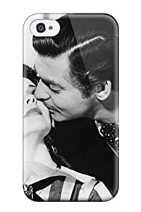 Fashionable Style Case Cover Skin For Iphone 4/4s- Gone With The Wind