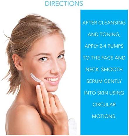 BELA VI Anti-Aging Hemp Face Serum   30mg Hemp Oil   Made in USA   Moisturizing Skin Recovery Serum   Natural Hemp Oil, Vitamins A, E, C, Green Tea Extract   0.5 oz. Bottle