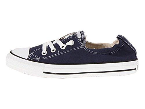 Converse - - Chuck Taylor All-stars Kustlijn-basic-beleg-ox Schuhe In Varsity Rood Marineblau