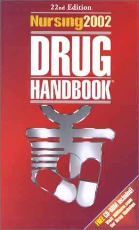 (Nursing 2002 Drug Handbook (Book with Mini CD-ROM for Windows & Macintosh) by Springhouse (2002-01-15))