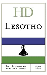 Historical Dictionary of Lesotho (Historical Dictionaries of Africa)