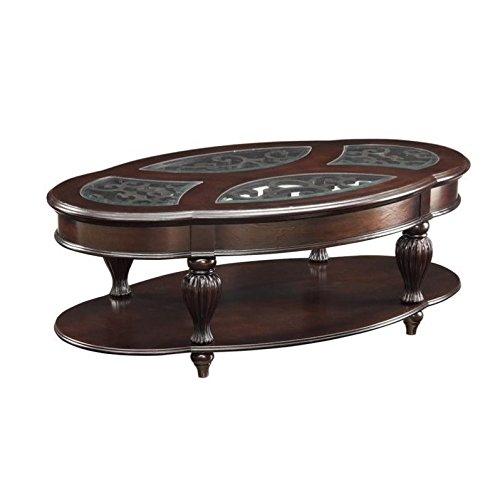 Coaster 703848 Home Furnishings Coffee Table, Dark ()
