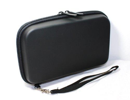 GPS Navi Hardcase Tasche passend für TomTom Start 60 M Europe Traffic - universell für Navis bis 6 Zoll