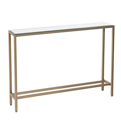 Furniture HotSpot - Metal Skinny Console Table