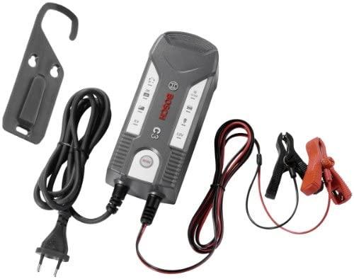 Bosch 0189999030 C3 - Cargador de batería con ...