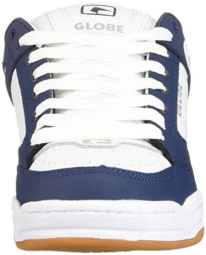 Rosso Tilt Globe Bianco Blue Scarpe Insignia White Sportive rqdggI