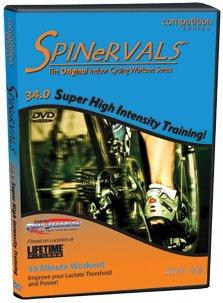 Spinervals 34.0 Super High Intensity Training DVD