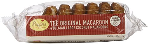 Coconut Mix Macaroon (Poppies The Original Traditional Coconut Macaroons, 6.7 Ounce)