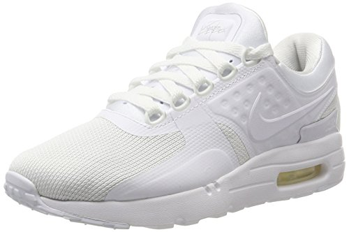 new style 14155 77776 Galleon - NIKE Air Max Zero Essential Mens Running-Shoes 876070-100 7.5 -  White White-Wolf Grey-Pure Platinum