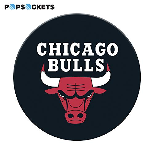 PopSockets: Collapsible Grip & Stand for Phones and Tablets - Chicago Bull