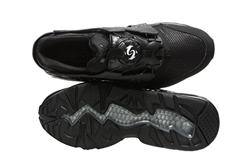 Blaze Puma Nero Disc nero Sneakers Pelle Uomo Mesh AOO1w48q