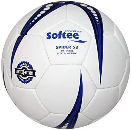 Softee Equipment 0000908 Balón Spider 58, Blanco, S: Amazon.es ...