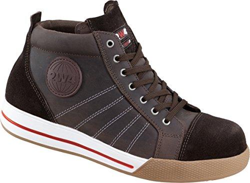 Redbrick - Chaussure De Sécurité Red Brick Haute - Couleur : Marron - Taille : 37