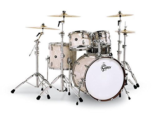 Gretsch Drums Renown 4-Piece Shell Pack with 22 Inches Kick - Vintage Pearl