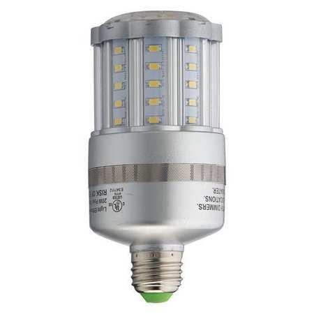 LED Repl Lamp, 70W HPS/MH, 18W, 4000K, (Standard Hps Lamps)