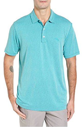 Dunes Golf (Tommy Bahama Dune Drifter Golf Polo Shirt (Color: Alpine Pool, Size XL))