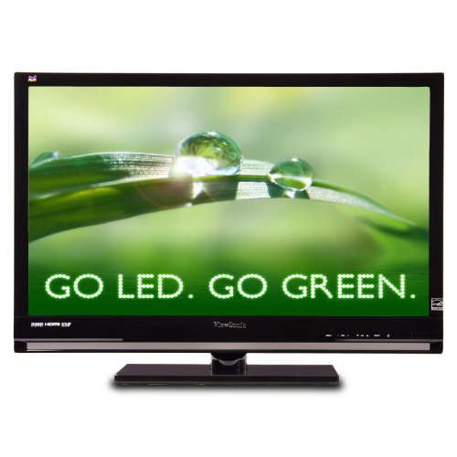 ViewSonic VT3255LED 32-Inch 60Hz LED-Lit TV (Black), Best Gadgets