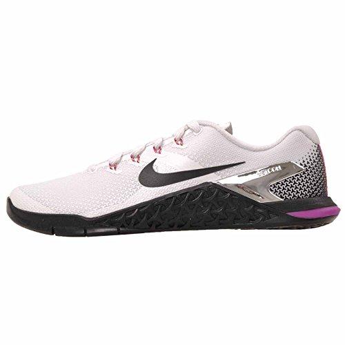 4 Metcon Blast Nike nero 5 fucsia Wmns Bianco Blast Uk RpaqAw