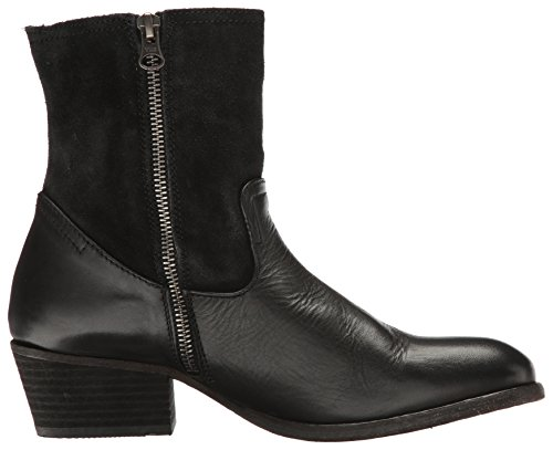 H by Hudson Womens Riley Western Boot Black CApPvSkz