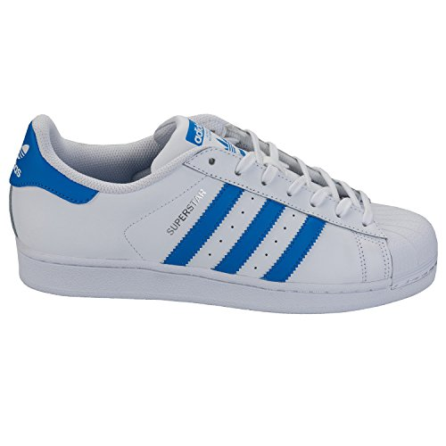 Weiß White Ray Blue Superstar White Black Ray White Ftwr adidas Blue wIngq1SAxx