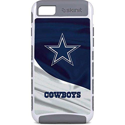 Skinit NFL Dallas Cowboys iPhone 8 Cargo Case - Dallas Cowboys Design - Durable Double Layer Phone Cover