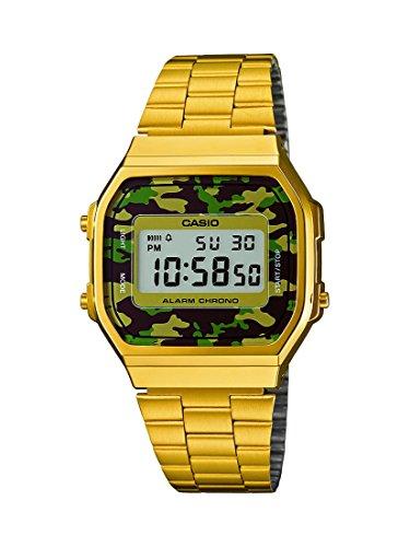 Watch Casio Collection A168wegc-3ef Unisex Multicolour