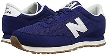 New Balance Men's Ml501 Sneaker, Navywhite, 8.5 D Us 5