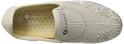 ICEPEAK 737386477L, Zapatillas sin Cordones Mujer Beige (Cement)