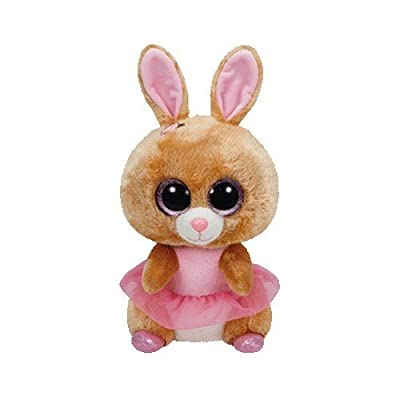 """Ty Beanie Boo Twinkle Toes the Bunny - 6"""": Toys & Games"""
