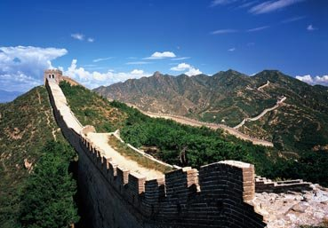 The Great Wall of China 4000 Piece Puzzle