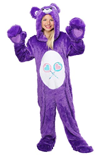 [Care Bears Child Classic Share Bear Costume Large] (Care Bear Costume Kids)