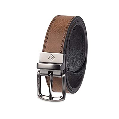 "Columbia Boys' Big 1"" Wide Classic Reversible Belt"
