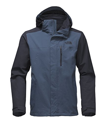 The North Face Men's Carto Triclimate Jacket Shady Blue/Urban Navy Large by The North Face (Image #3)