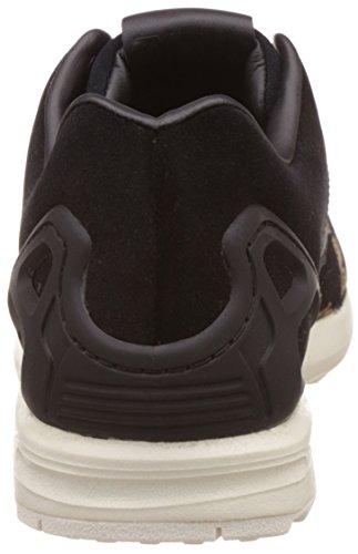 Negro Zx Zapatillas W Flux Adidas Mujer X1qgCw